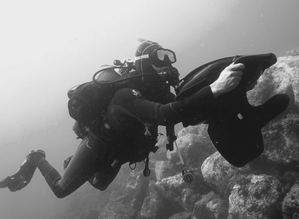 PADI DPV (Diver Propulsion Vehicle) Specialty course