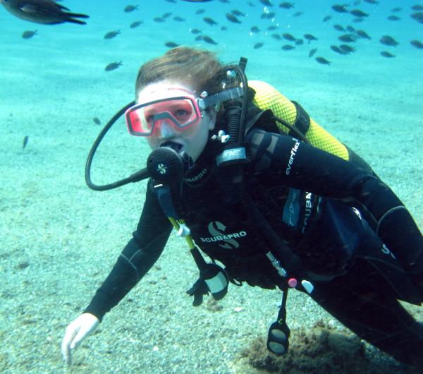 PADI Discover Scuba Diving on the Costa del Sol, Spain