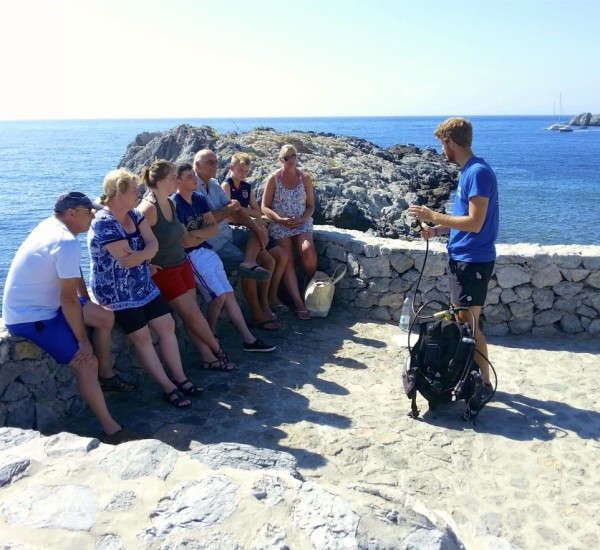 PADI Open Water Scuba Instructor – Simply Diving