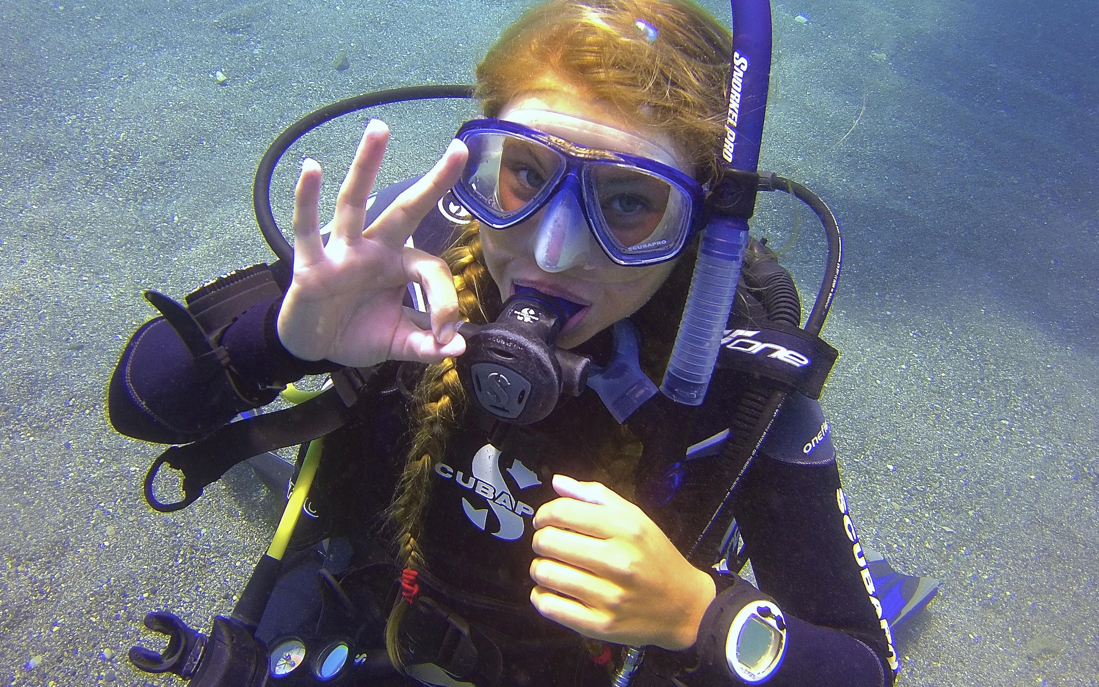 PADI Open Water Diver Upgrade