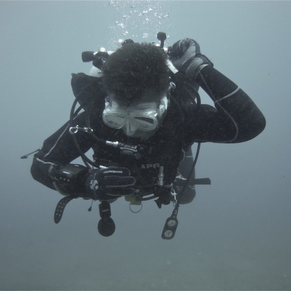 PADI Tec 40 technical diving course in Spain