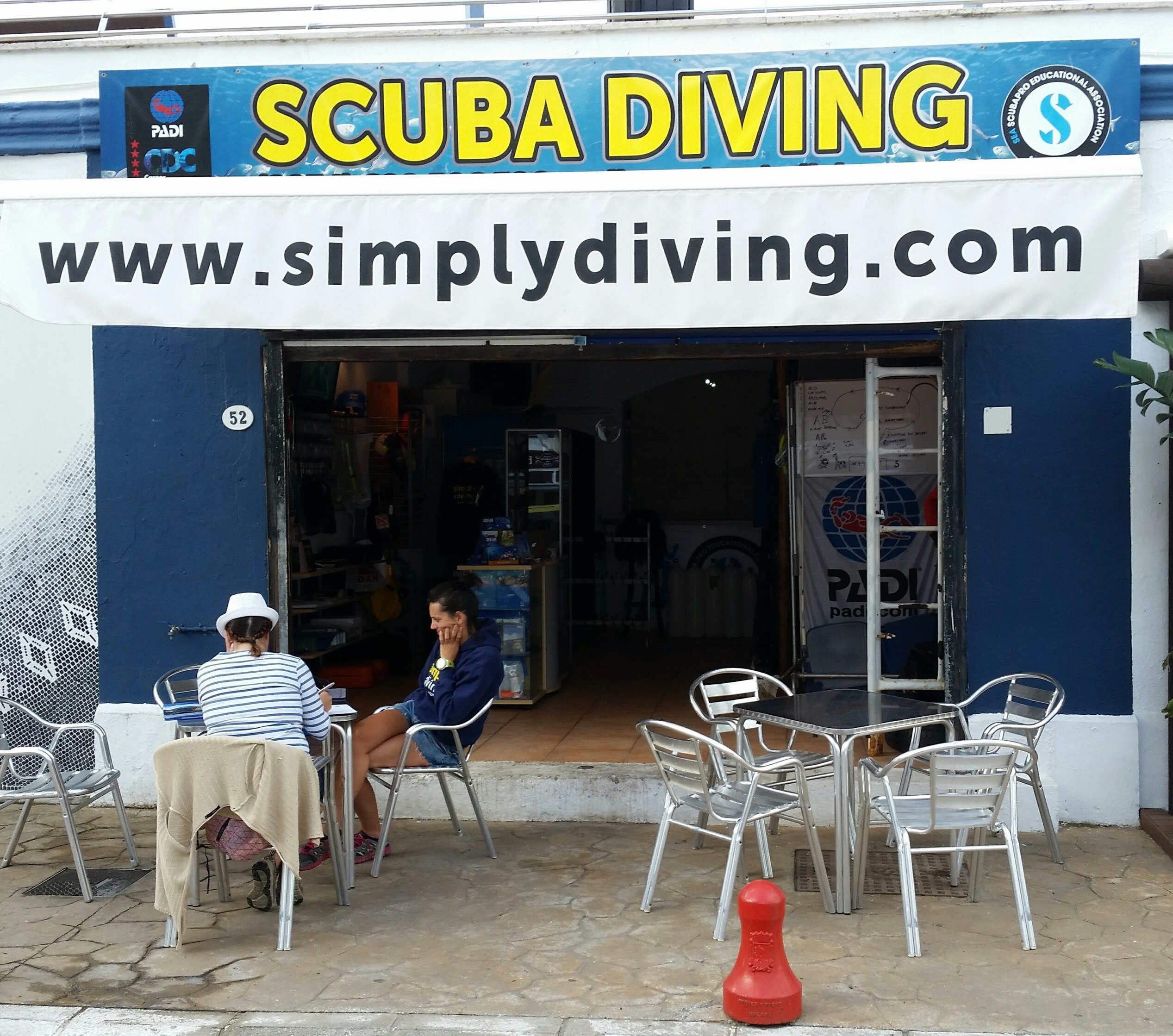Simply Diving Marbella