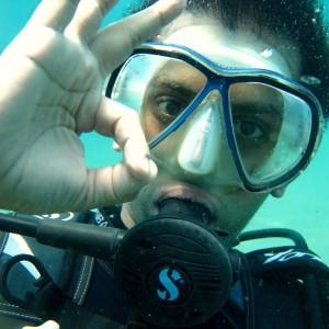 PADI Discover Scuba Diver OK