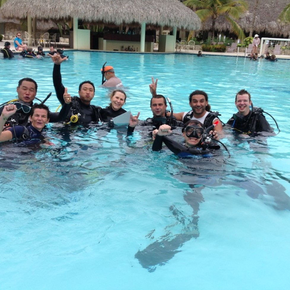 Fellow PADI Course Directors
